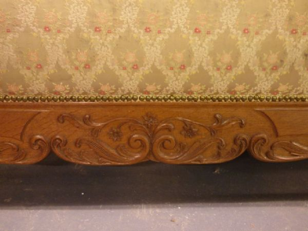 Antique French King Size Bed -kg39